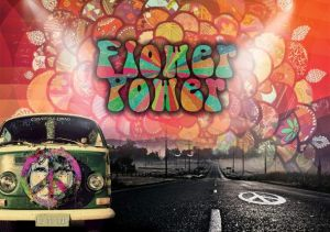 Flower Power 25 octombrie a