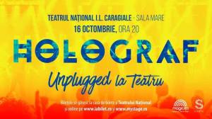 Holograf - Unplugged 16 octombrie