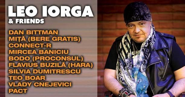 Leo Iorga 6 noiembrie