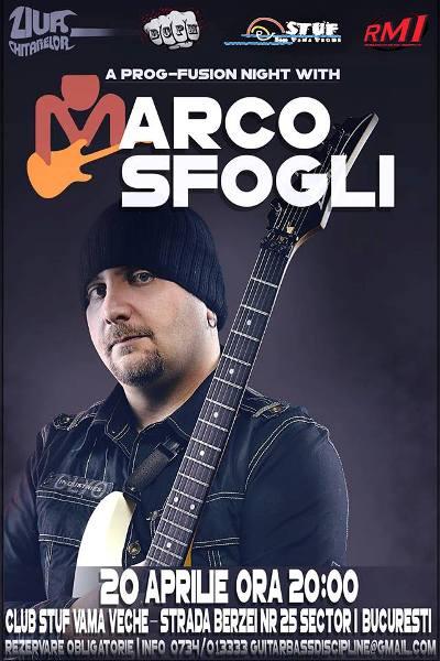 Marco Sfogli 20 aprilie