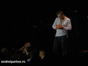 Morrissey autograf live Romania 2015 (600 x 450)
