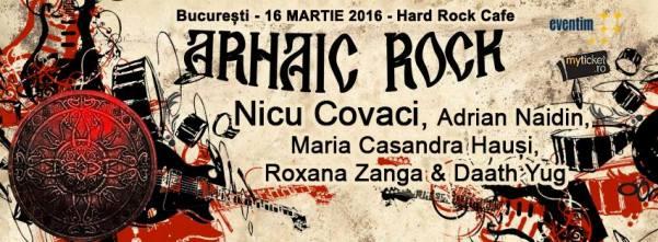 Nicu Covaci 16 martie a