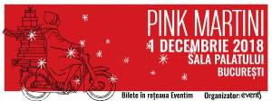 Pink Martini 1 Decembrie