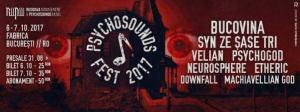 Psychosounds Fest 7 octombrie