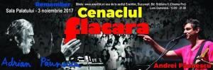 Remember Cenaclul Flacara 3 noiembrie