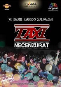 Taxi 1 Martie 2018