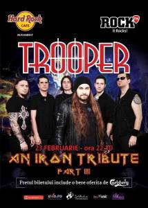 Trooper 23 februarie 2018