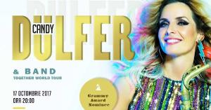 candy dulfer 17 octombrie