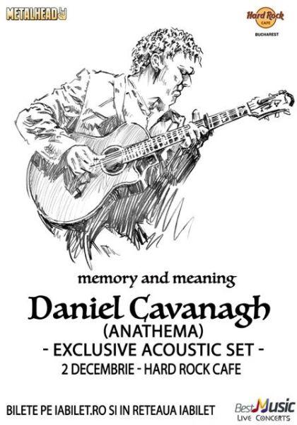 Daniel Cavanagh 2 decembrie a