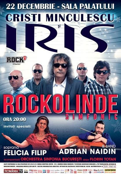 IRIS Rockolinde 22 decembrie
