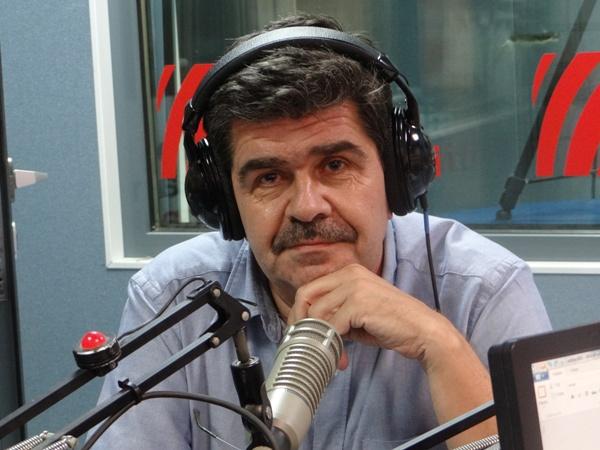 Radu Paraschivescu la Radio Romania 2015