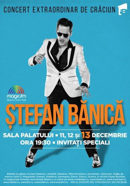 Stefan Banica 13 decembrie