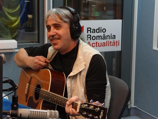 Vasile Mardare live la Psihologul muzical (Radio Romania Actualitati)