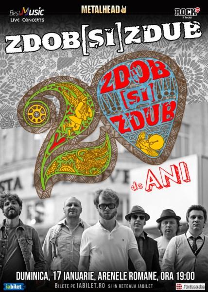 Zdob si Zdub 17 ianuarie 2016 (428 x 600)