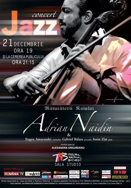 Adrian Naidin 21 decembrie