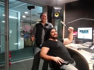Cristi Dumitrascu si Alin Dinca Trooper la Rock FM 2015 (600 x 450)
