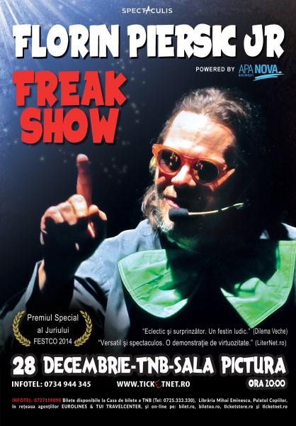 Freak_Show 28 decembrie