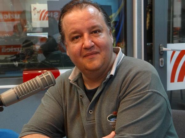 Marian Stere la Radio Romania 2015