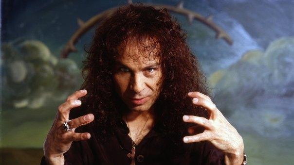 Ronnie James Dio a