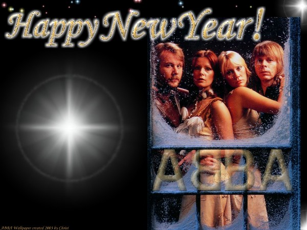 abba happy new year a
