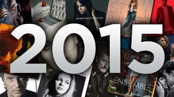 best albums france 2015