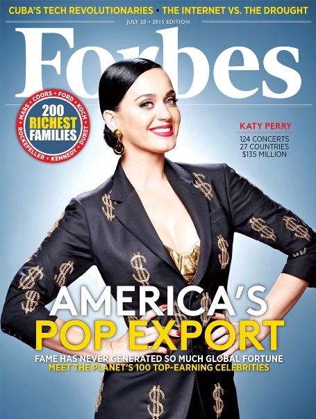 katy perry forbes 2015 a