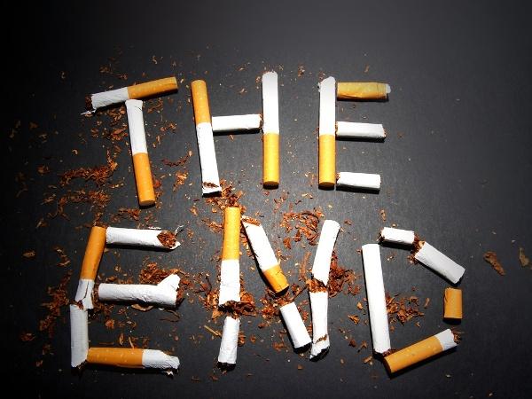 the end stop fumat tigari a