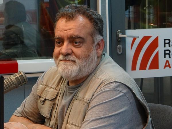 Alexandru Andries la Radio Romania Actualitati 2016