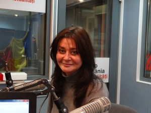 Dana Dragomir la Radio Romania 2016