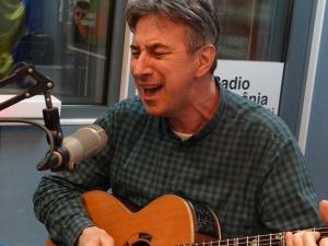 Mihai Bisericanu la Radio Romania 2016