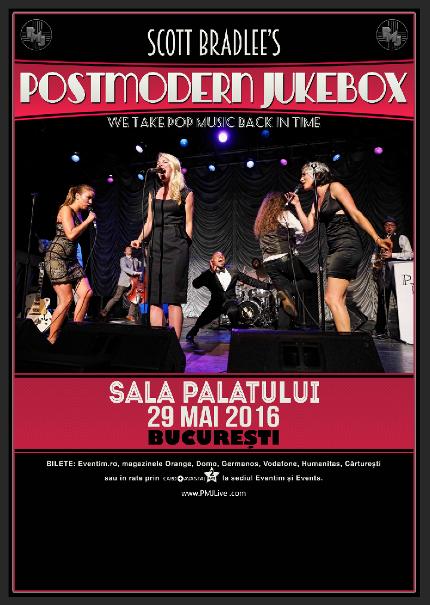 Postmodern Jukebox 29 mai