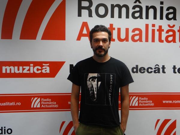 Adrian Despot la Radio Romania 2016