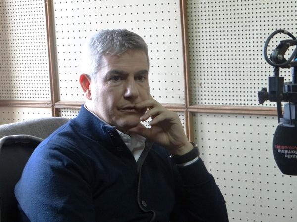 Alessandro Safina la Radio Romania 2016