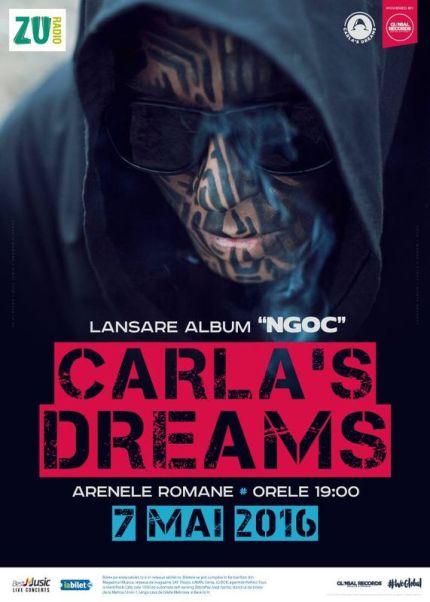 Carla s Dreams 7 mai a