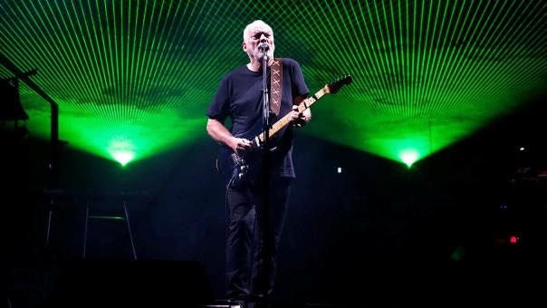 David Gilmour a