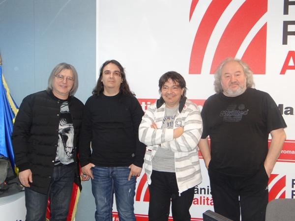 Pact by Leo Iorga si Adi Ordean la Radio Romania 2016