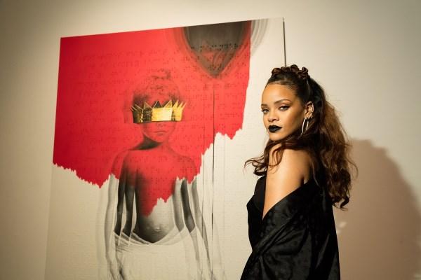 Rihanna - Anti (600 x 400)