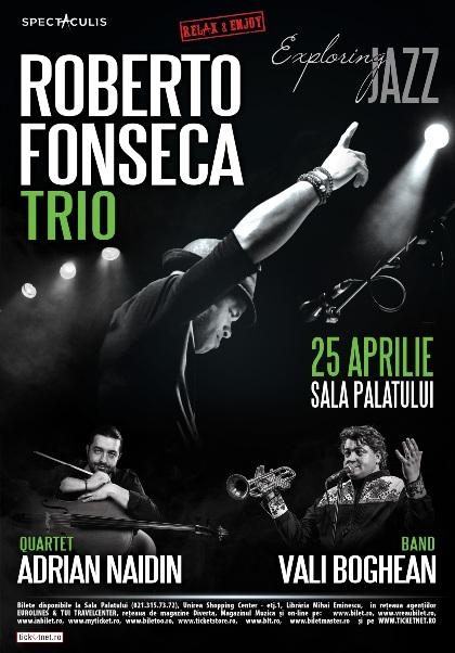 Roberto Fonseca 25 APRILIE