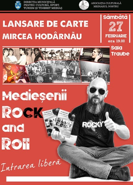 mediesenii rock and roll 27 februarie
