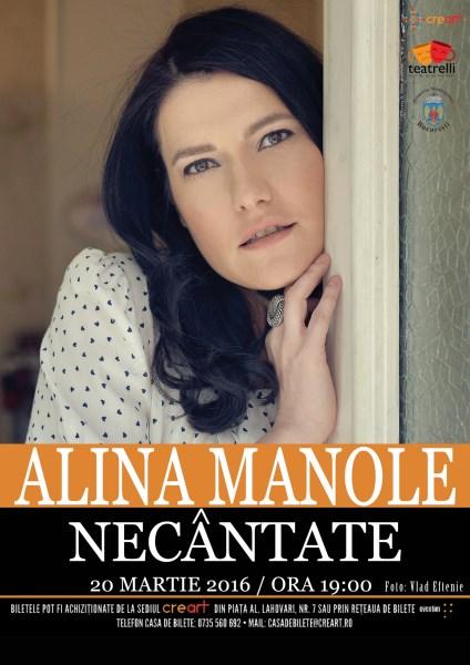 Alina Manole 20 martie