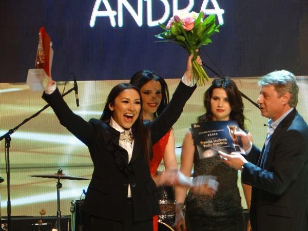 Andra la Premiile muzicale Radio Romania 2016 Galerie foto de Iulia Radu (click aici!)