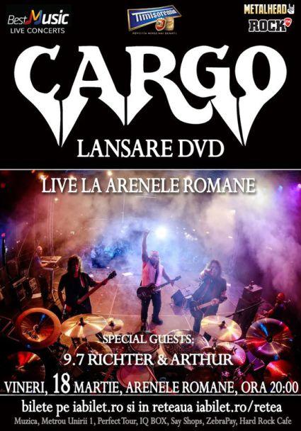 CARGO 18 martie a