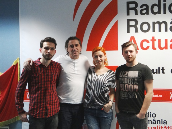 Camioane in multime la Radio Romania 2016
