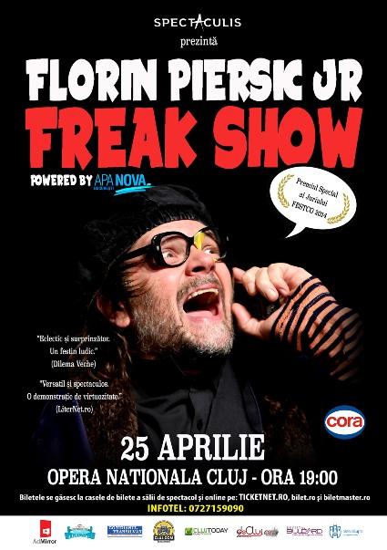 Florin Piersic Jr 25 aprilie