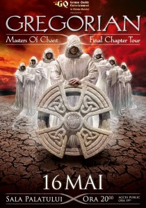 Gregorian 10 mai