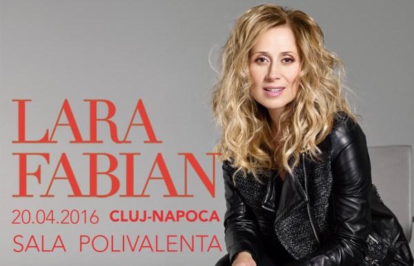 Lara Fabia 20 aprilie Cluj