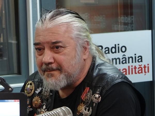 Nicu Covaci la Radio Romania 2016