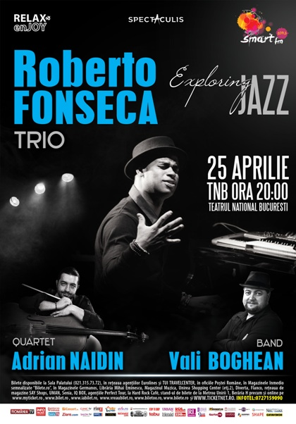 Roberto Fonseca TNB 25 aprilie
