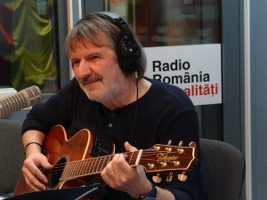 Romeo Mocanu la Radio Romania 2016