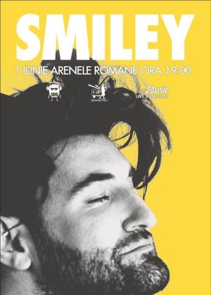 SMILEY & The Band - 1 iunie a